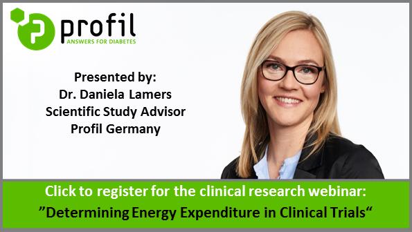 Energy Expenditure Clinical Trials Webinar